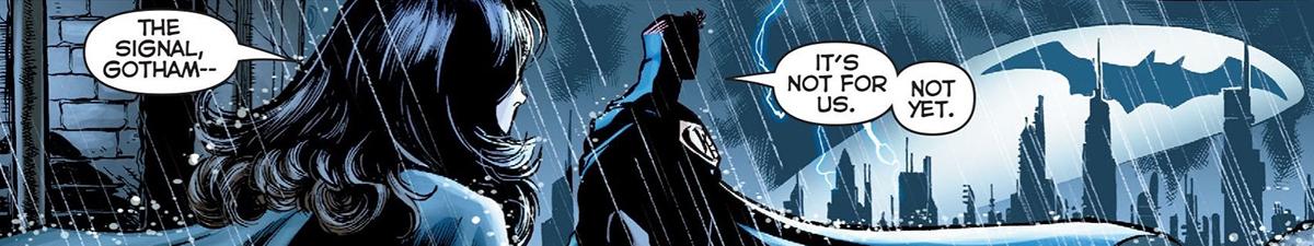 Gotham, Gotham Girl 1.jpg
