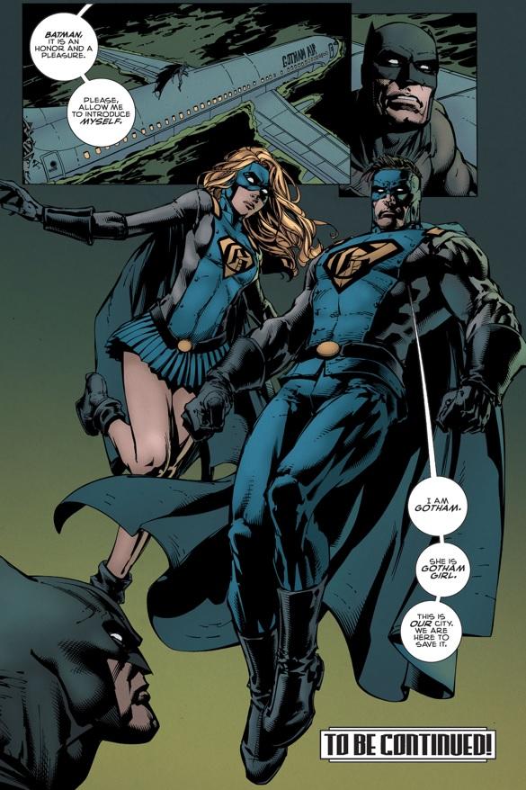 Gotham, Gotham Girl 2.jpg