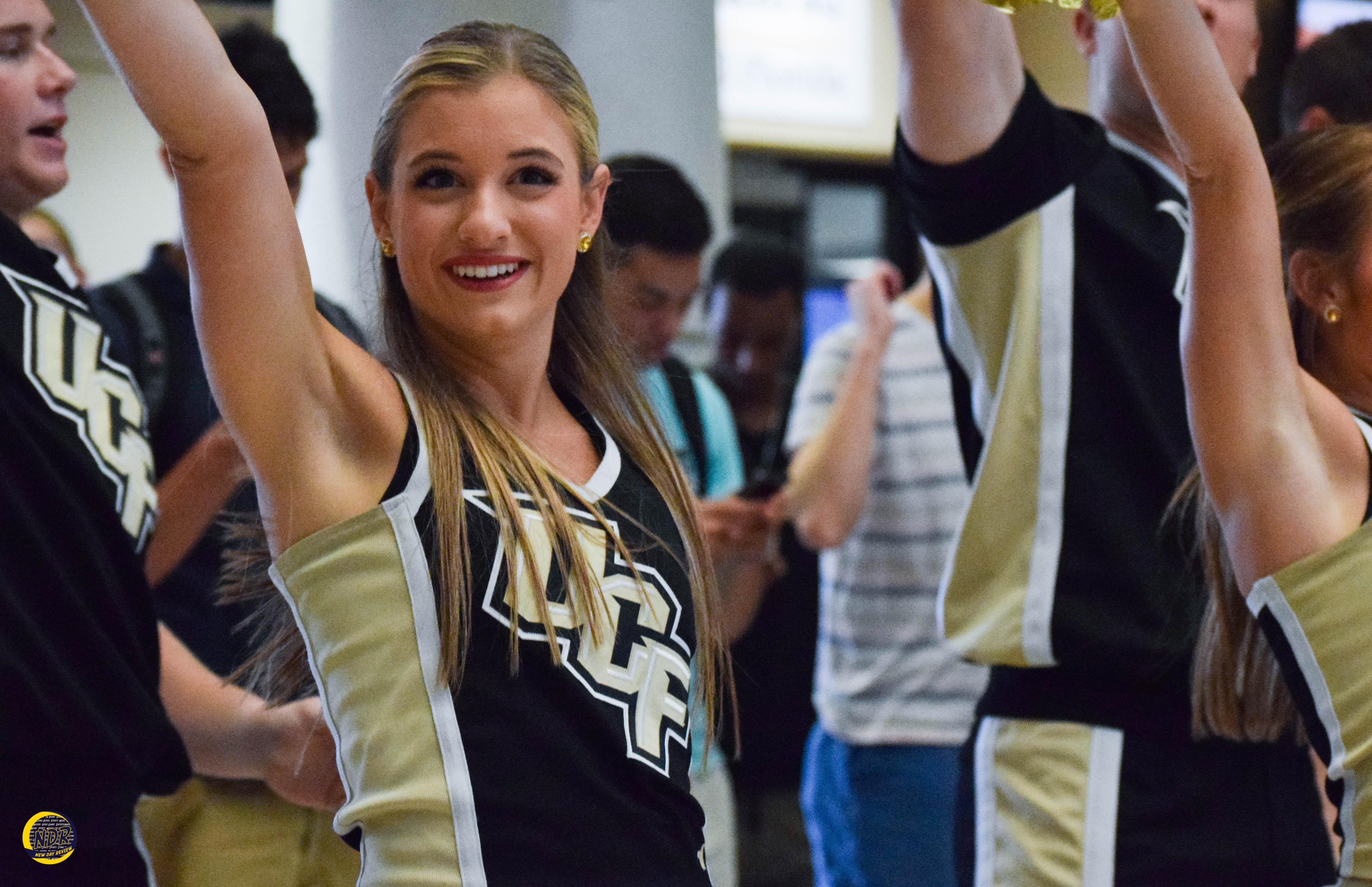 Cheerleaders 1